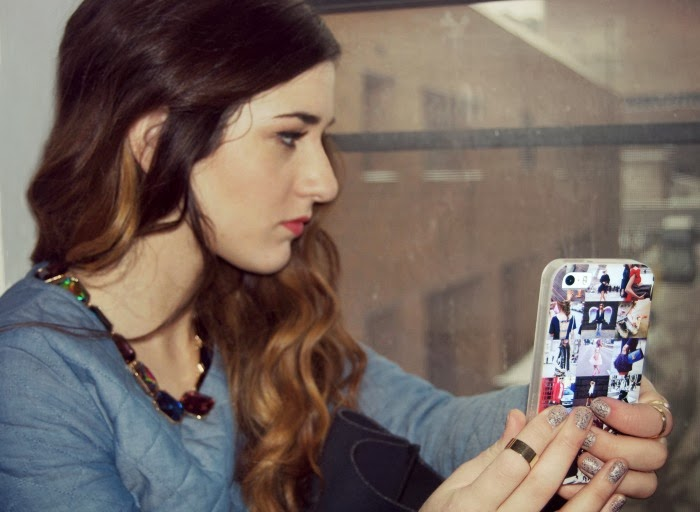 Casetagram custom phone case review and giveaway - Louboutins and Love Fashion Blog