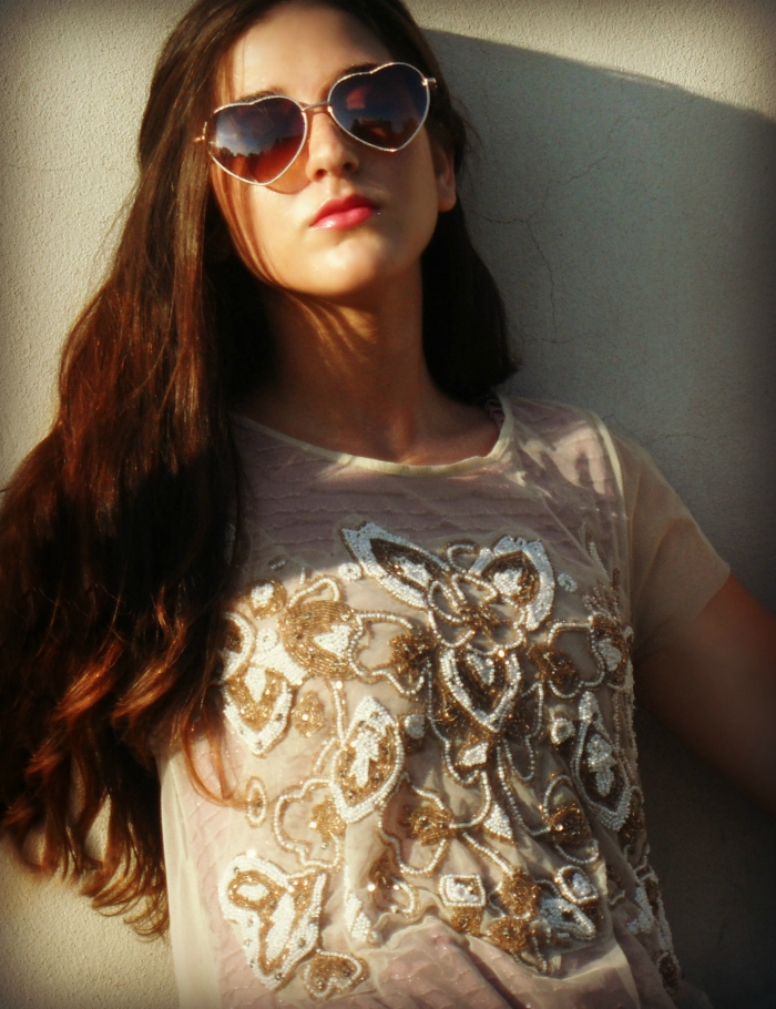 heart+sunglasses+and+ruffle+dress+louboutins+and+love+fashion+blog+personal+style+trend+summer+spring+shirt+skirt+clothes+swag+sheer+top+embellished+glitter+beading+girl+brunette+model+pretty+beautiful+beauty+look+wooden+wedges+pink+nude+esther+santer.png