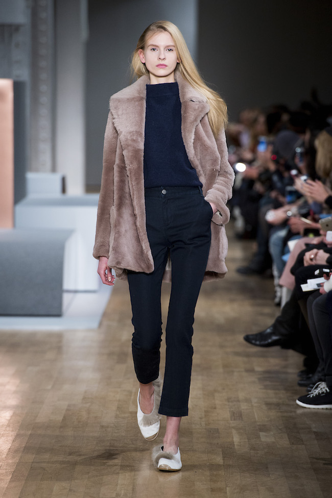 NYFW Tibi Fashion Show Fall/Winter 2015 - Louboutins and Love Fashion Blog by Esther Santer