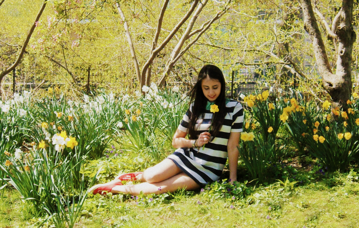 bold+stripes+and+bright+colors+red+supergas+blue+and+white+green+collar+neon+flowers+floral+yellow+ring+topshop+louboutins+and+love+fashion+blog+hair+beautiful+style+want+tan+nature+photoshoot+central+park+nyc+manhattan+model+ring+bracelet+jewelry.png