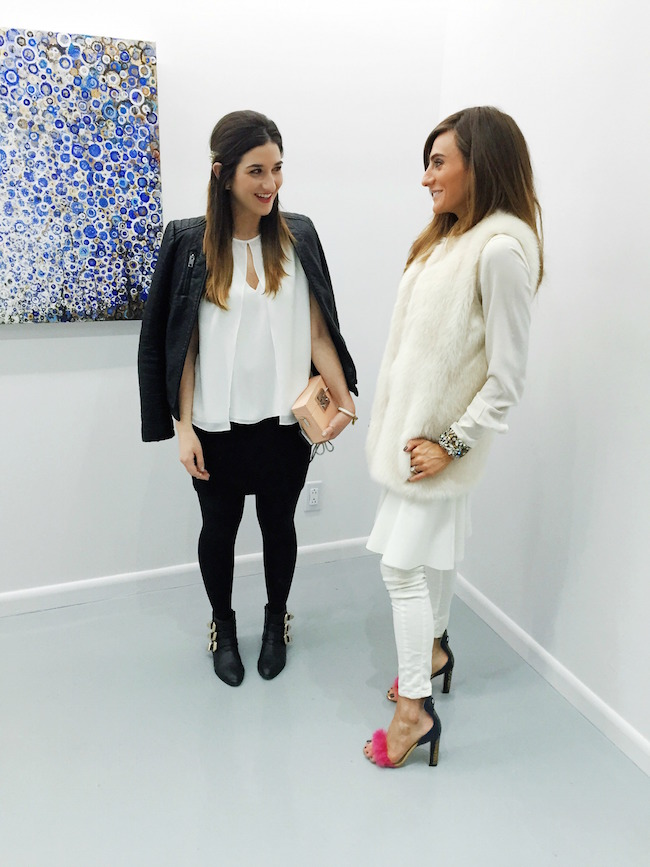 NYFW Cocktail Party with Fashion Designer Lie Sangbong Fall/Winter 2015 - Louboutins and Love Fashion Blog