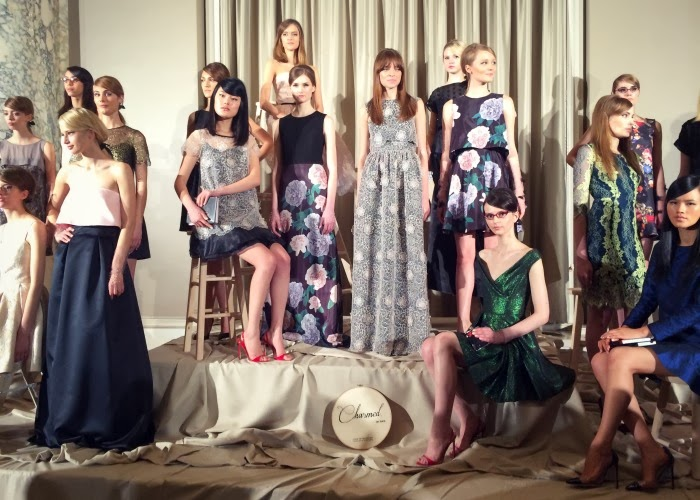 NYFW Erin Fetherston Autumn/Winter 2014 Presentation - Louboutins and Love Fashion Blog