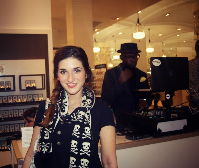 Allure Magazine x ESQ Movado Girl's Night Out - Louboutins and Love Fashion Blog