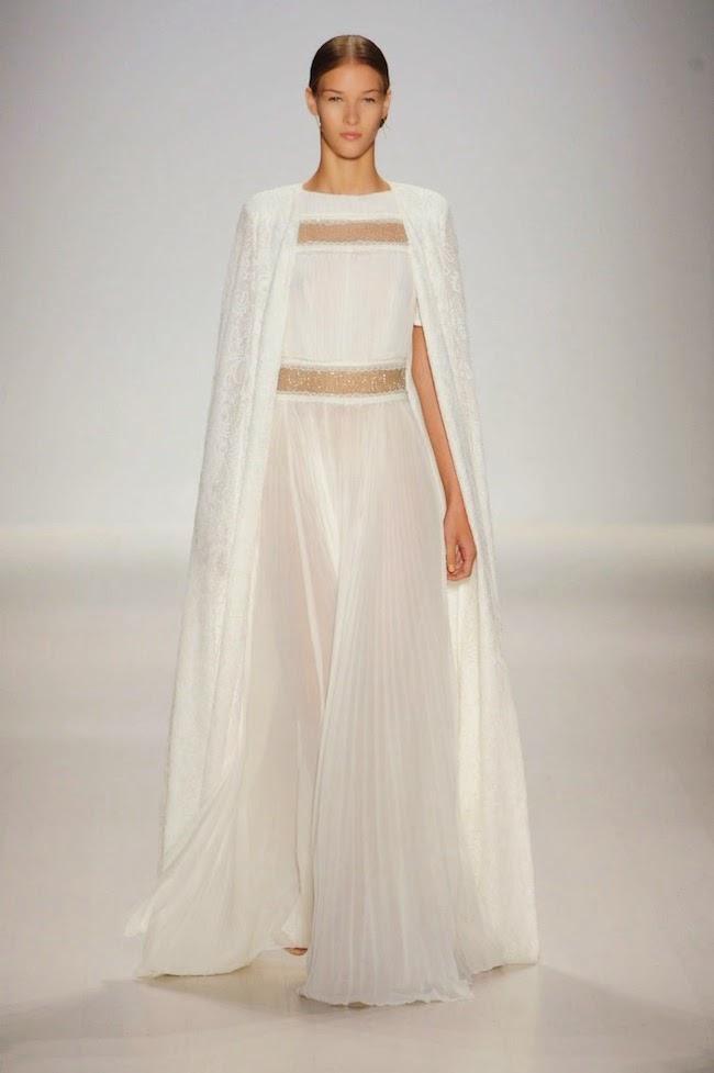 NYFW Tadashi Shoji Fashion Show Summer/Spring 2015 - Louboutins and Love Fashion Blog by Esther Santer