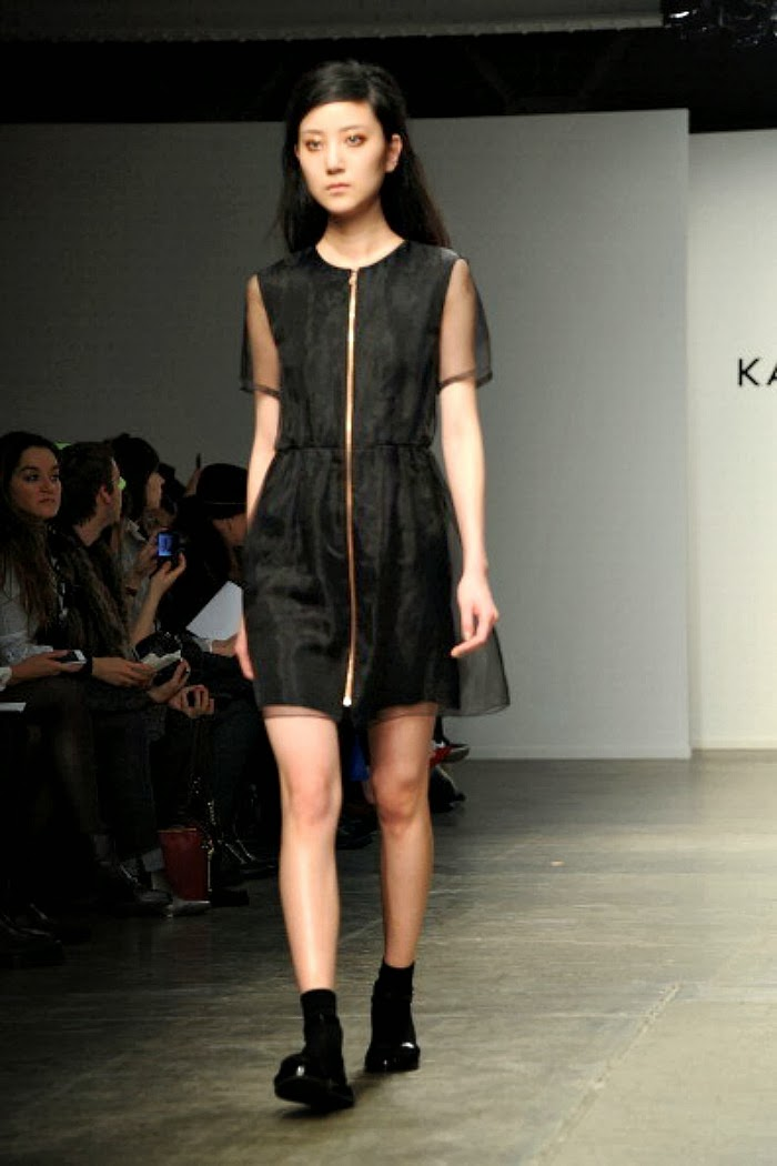 NYFW Karolyn Pho Fashion Show Fall/Winter 2014 - Louboutins and Love Fashion Blog