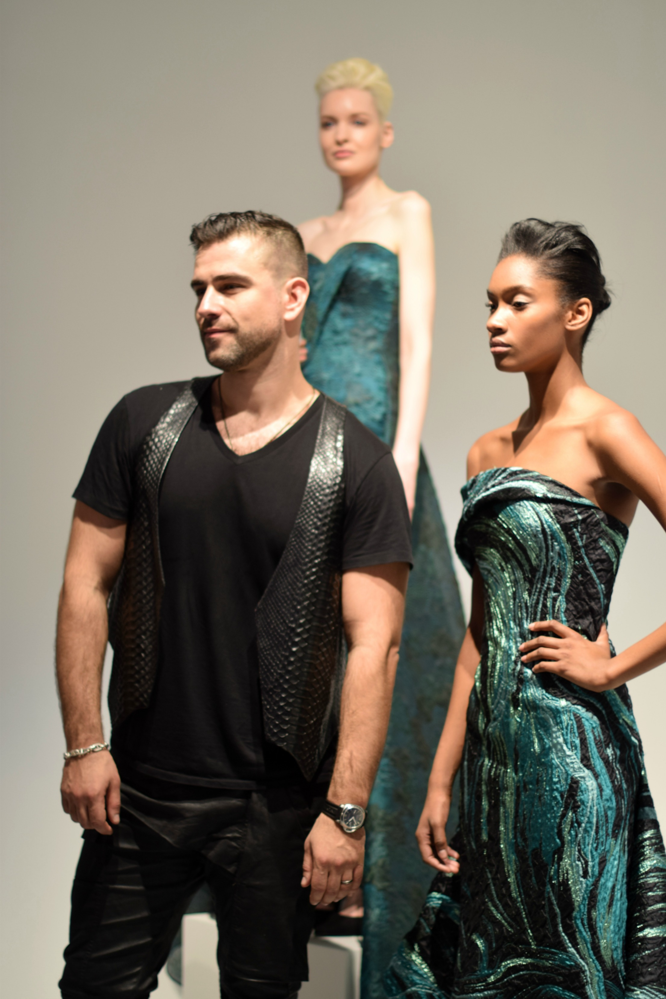 NYFW Rubin Singer Fashion Presentation Fall_Winter 2016 Louboutins _ Love Fashion Blog Esther Santer NYC Street Style Runway Models Collection Press Coverage Photos Details Dress Gown Beautiful Gorgeous Stunning Pretty Shop New York City Celebrities 4.jpg