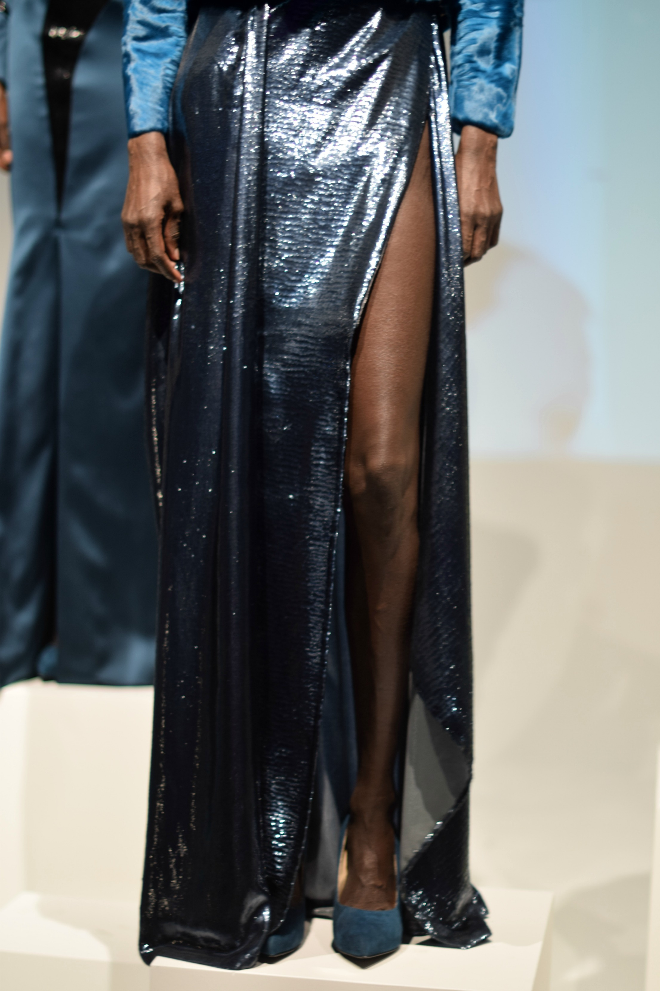 NYFW Rubin Singer Fashion Presentation Fall_Winter 2016 Louboutins _ Love Fashion Blog Esther Santer NYC Street Style Runway Models Collection Press Coverage Photos Details Dress Gown Beautiful Gorgeous Stunning Pretty Shop New York City Celebrities 5.jpg