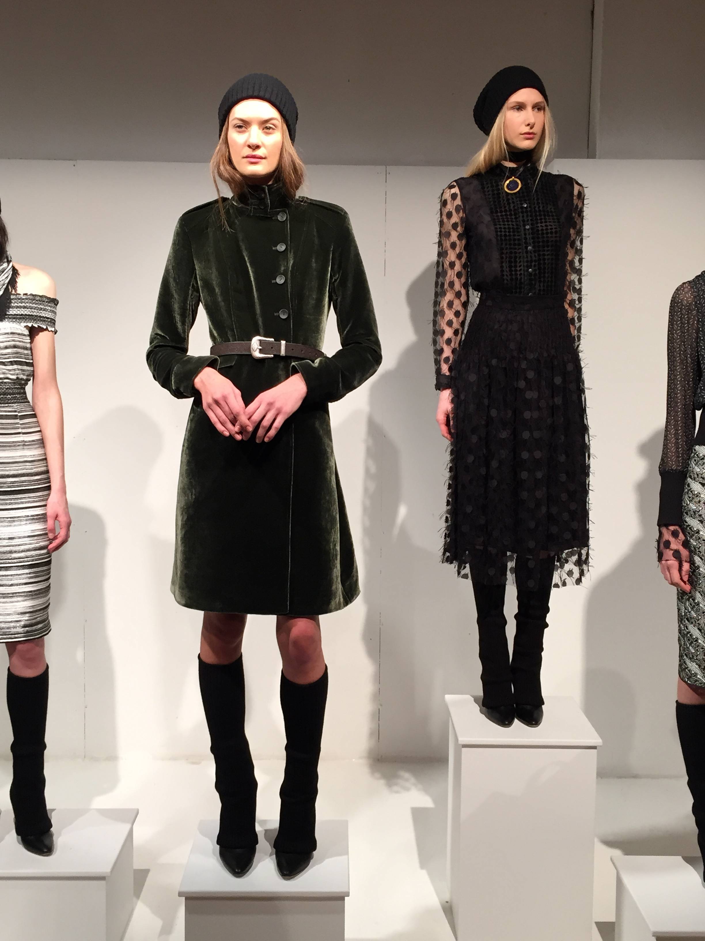 NYFW Hanley Fashion Presentation Fall:Winter 2016 Louboutins & Love Fashion Blog Esther Santer NYC Street Style Runway Models Collection Press Coverage Photos Details Dress Gown Beautiful Gorgeous Stunning Pretty Shop New York City Celebrities 7.JPG