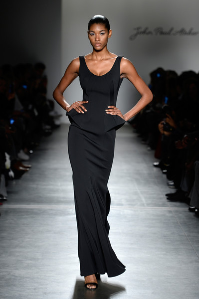 NYFW John Paul Ataker Fashion Show Fall:Winter 2016 Louboutins & Love Fashion Blog Esther Santer NYC Street Style Runway Models Collection Press Coverage Photos Details Dress Gown Beautiful Gorgeous Stunning Pretty Shop New York City Celebrities 3.jpg