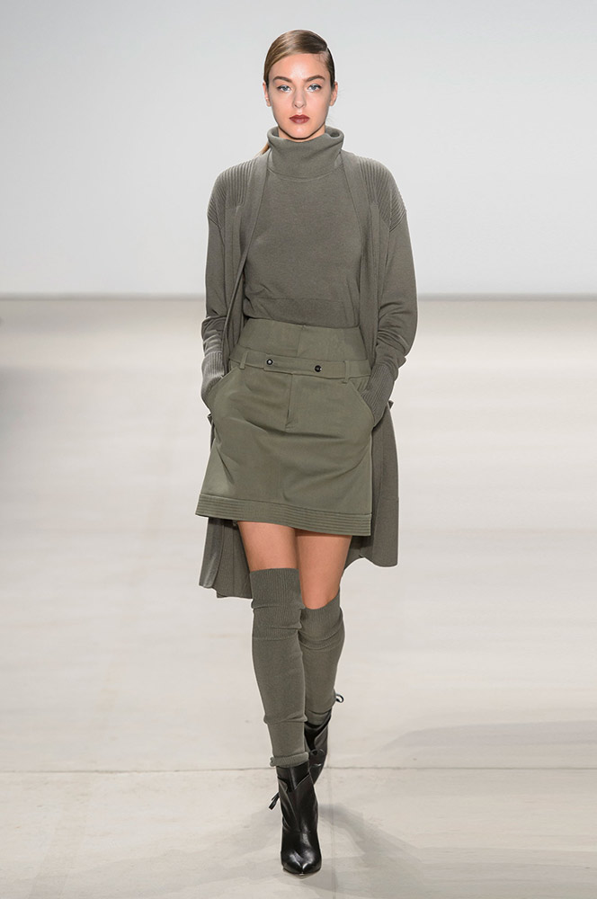NYFW Marissa Webb Fashion Presentation Fall:Winter 2016 Louboutins & Love Fashion Blog Esther Santer NYC Street Style Runway Models Collection Press Coverage Photos Details Dress Gown Beautiful Gorgeous Stunning Pretty Shop New York City Celebrities 9.jpg