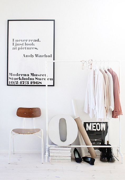 Interiors Louboutins & Love Fashion Blog Esther Santer Chic Rug Fuzzy Chair Metal Flowers Pot Plant Pillow Fur Carpet Wooden Wood Vase Cabinet Teacup Books Wall Hanging Art Awesome Girly Minimal Circle Oval Trinket White Wall Andy.jpg