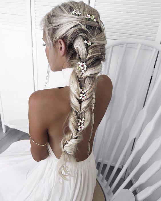 Best Braids Louboutins & Love Fashion Blog Esther Santer Street Style Chic Updo Cute Fashion Hair Grey Blonde Brunette Black Pink Dutch Flower.jpg