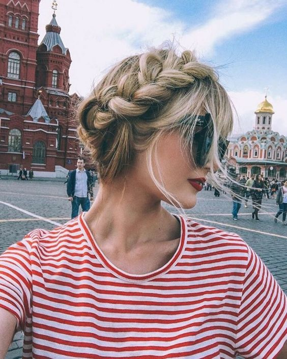 Best Braids Louboutins & Love Fashion Blog Esther Santer Street Style Chic Updo Cute Fashion Hair Grey Blonde Brunette Black Pink Dutch Side.jpg