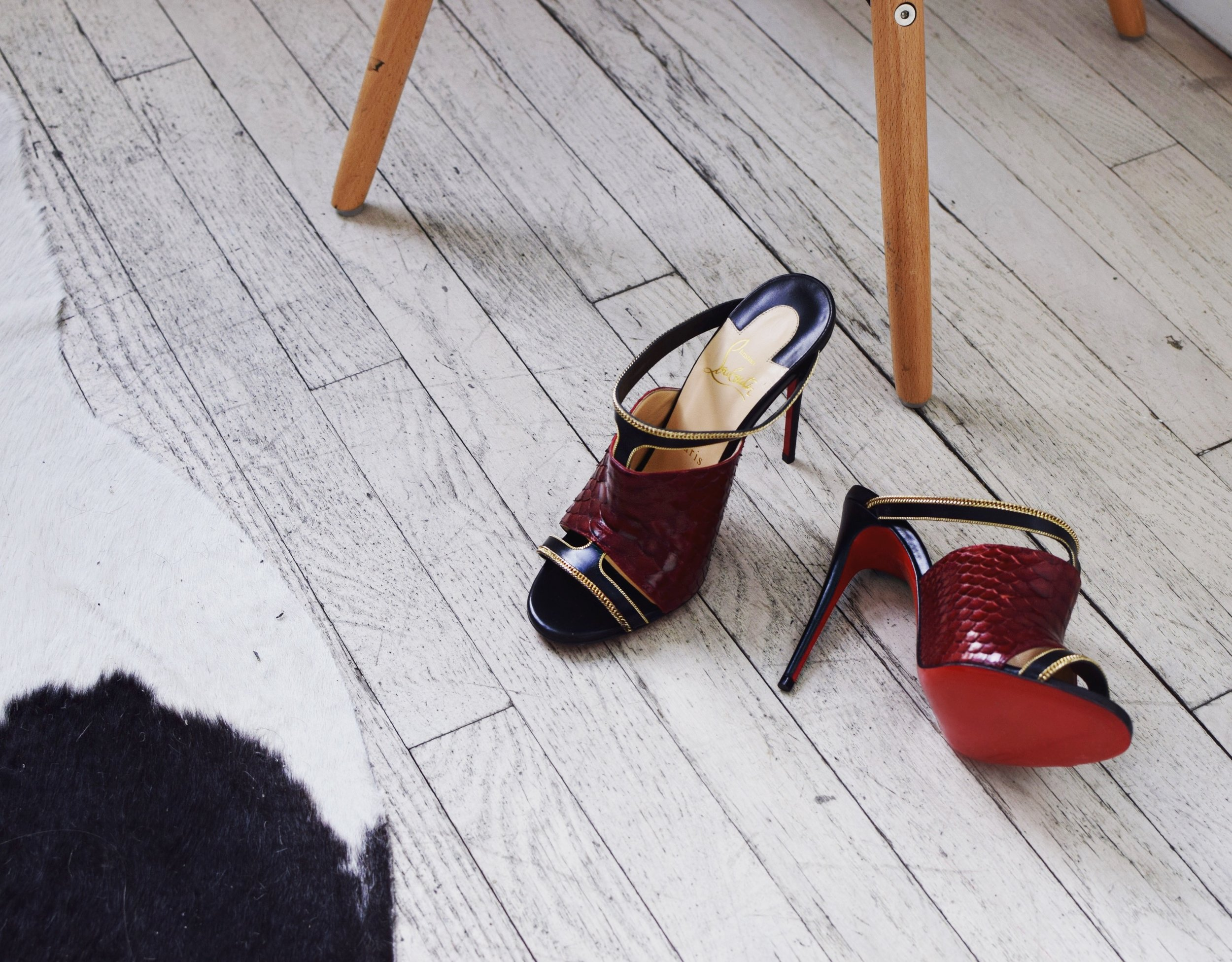 2024c78718a Inside The Christian Louboutin Private Sample Sale — Esther Santer