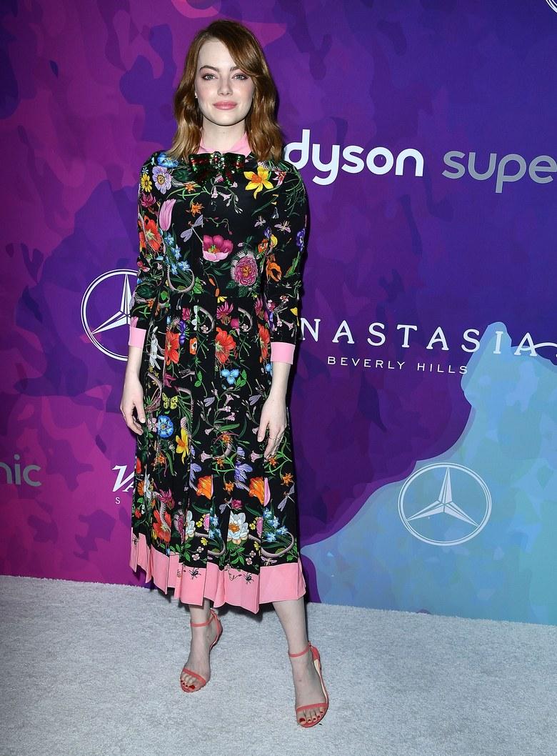 Celebrity Style Gucci Dress Edition