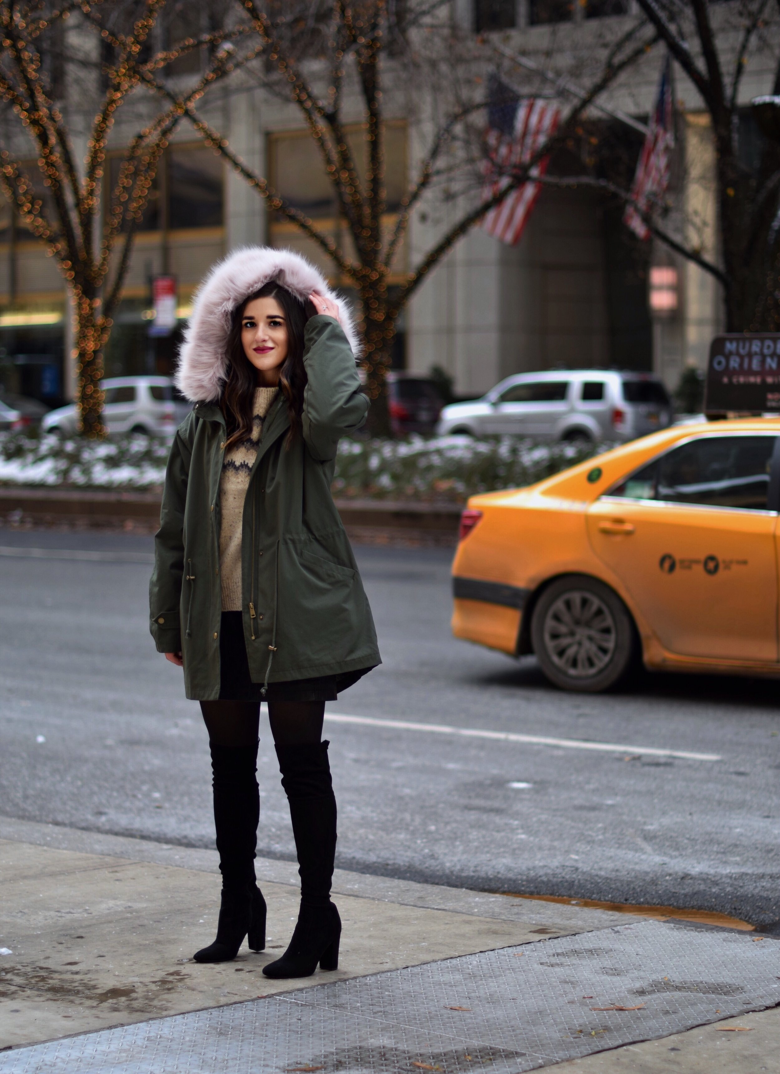 The Perfect Parka 10 Coats To Gift This Season Esther Santer Fashion Blog NYC Street Style Blogger Outfit OOTD Trendy Urban Outfitters Jacket Coat Girl Women Fur Hood Winter Black OTK Boots Cashmere Shopping Sweater Shoes Cold Weather Holiday Presents.jpg