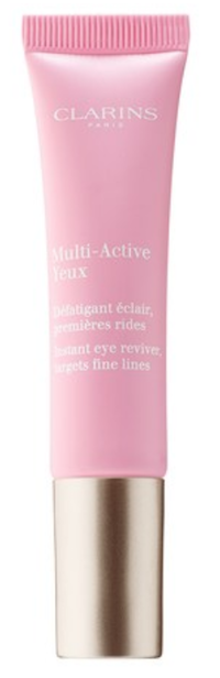 Eye Cream: Clarins Multi-Active Eye