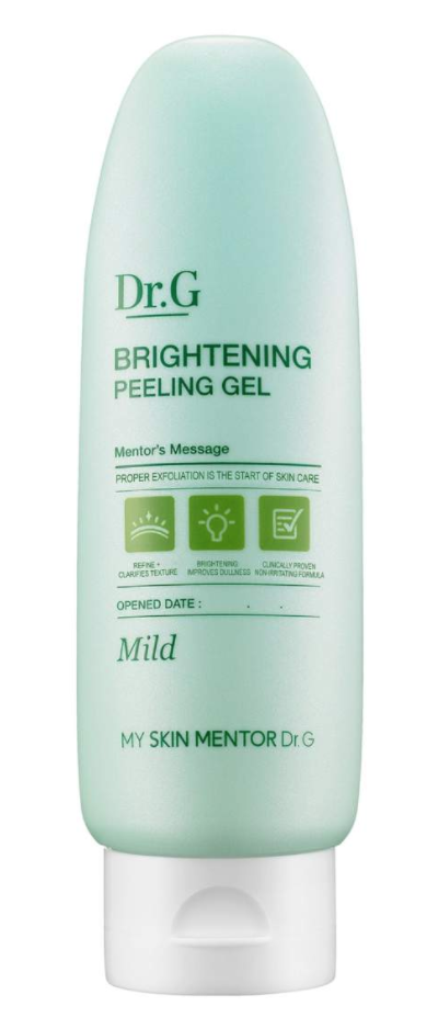 Gentle Peel: Dr G Brightening Peeling Gel