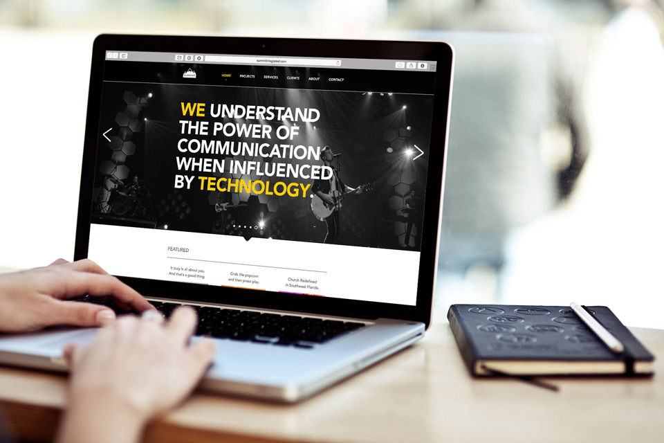 SUMMIT INTEGRATED SYSTEMS  | WEBSITE, BRANDING, UX  VIEW PROJECT >