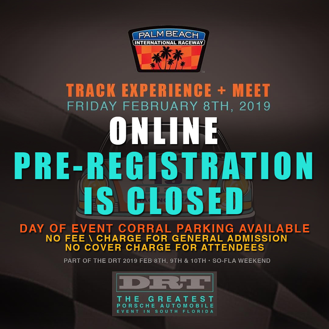 TRACK EXPERIENCE & MEET