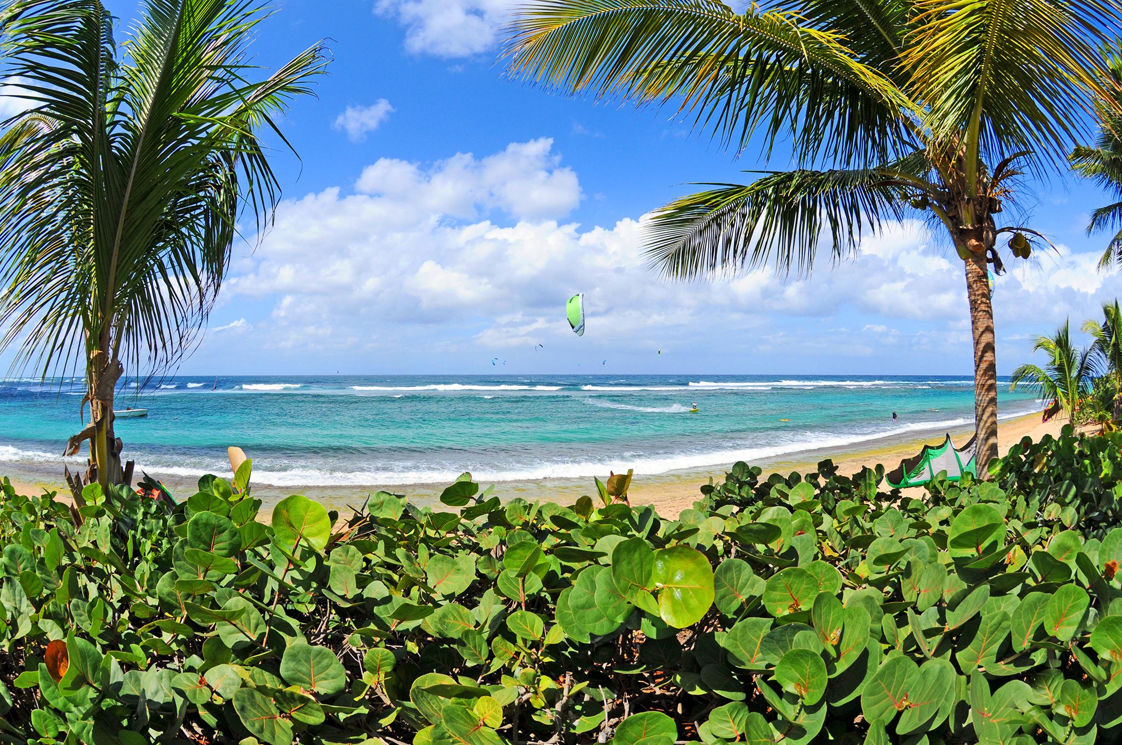 Shacks Beach, Puerto Rico
