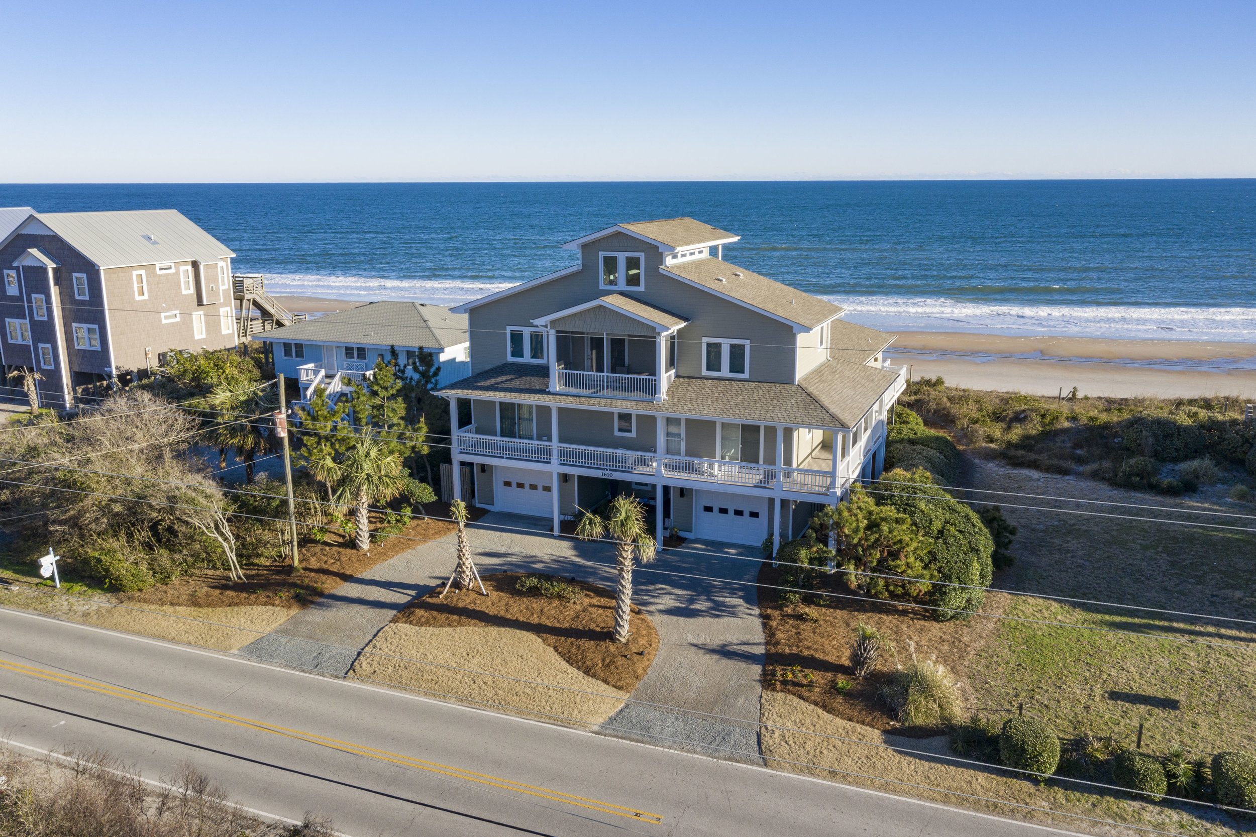 1610 S. Shore Drive, Surf City, NC