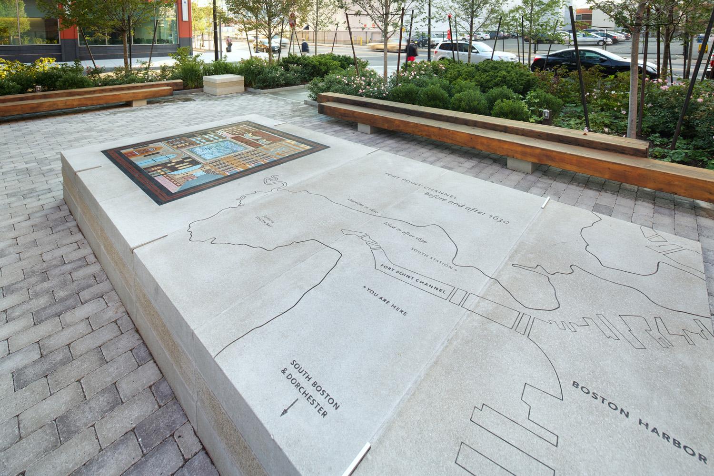 Channel Center Parks | Boston, Massachusetts