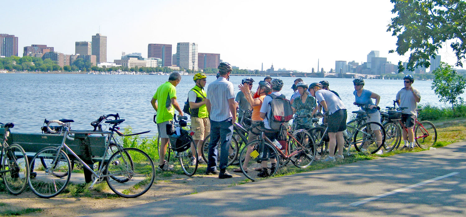Bridging the Charles with Bike/Ped Connections