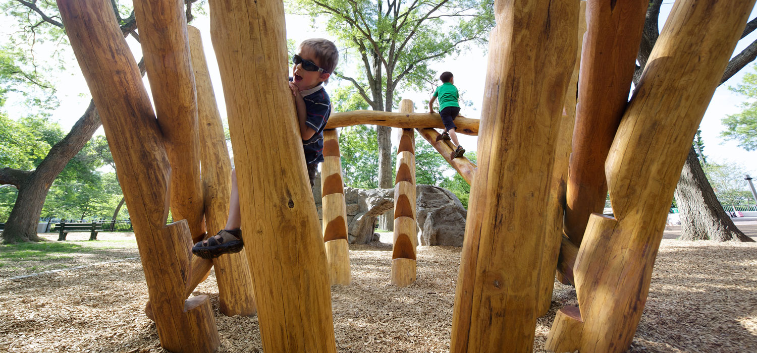 """Extraordinary Playscapes"" Exhibit Tours the US"