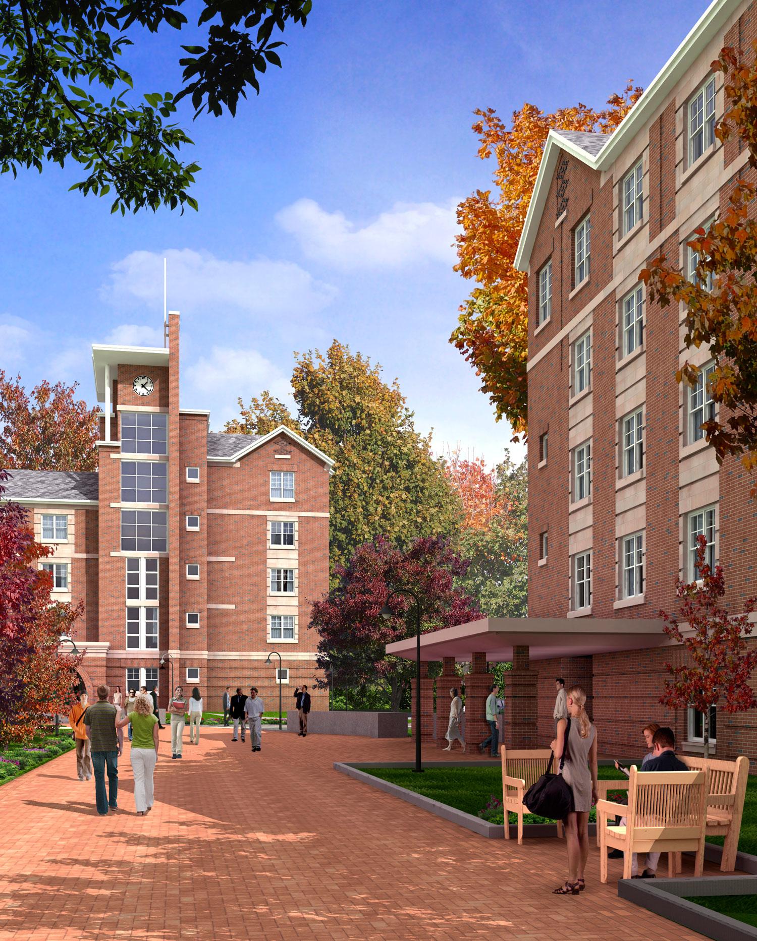 University Of New Hampshire Sets National Model For Rape