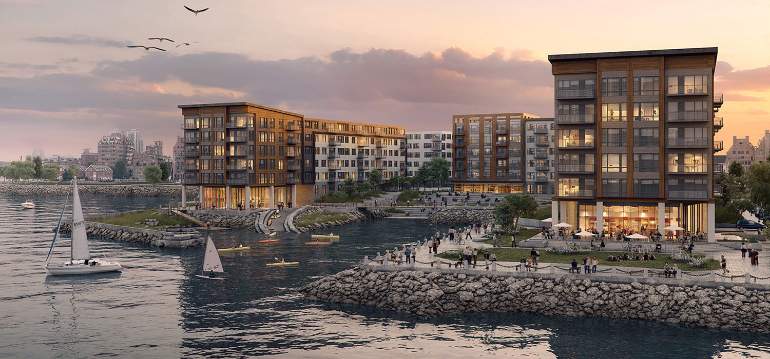 Living Shoreline Takes Shape in East Boston