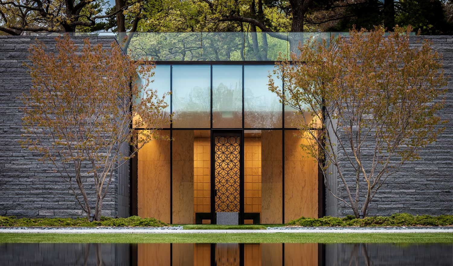 Nationally Recognized with ASLA's Highest Honor