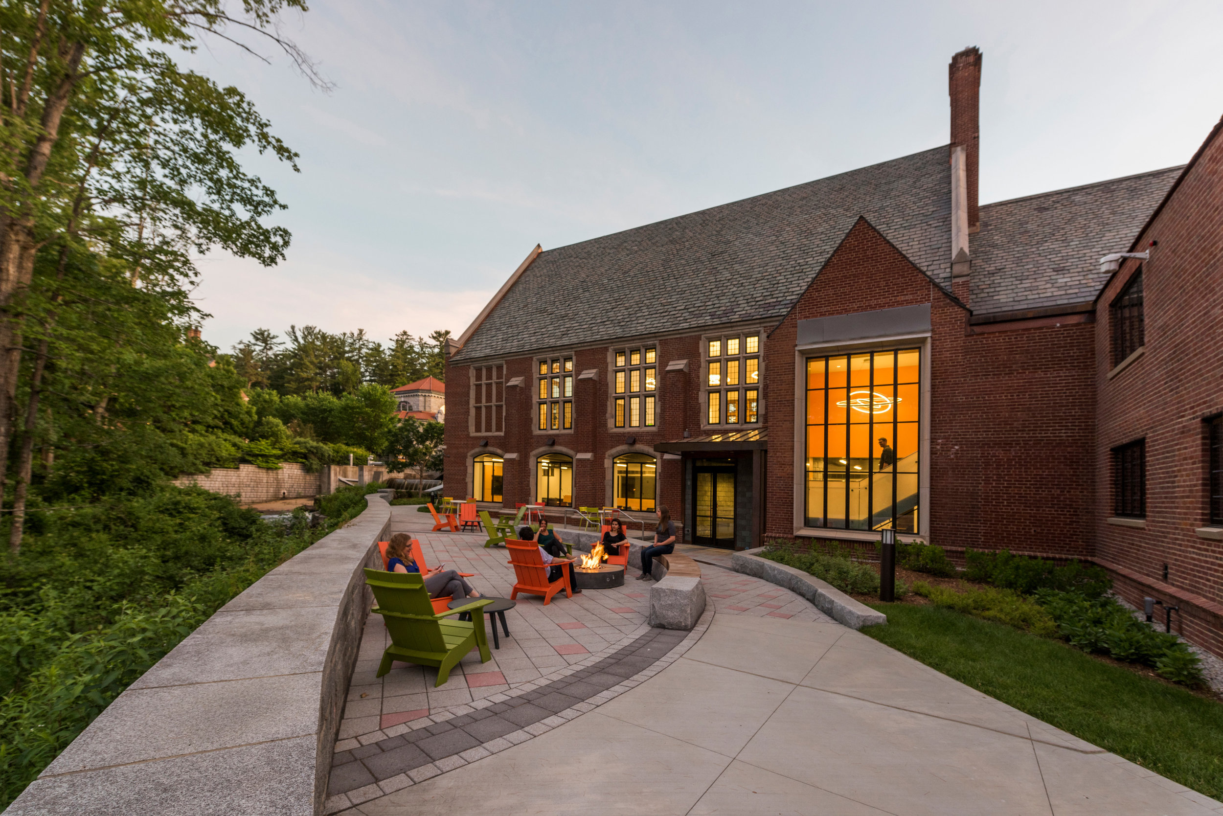 Friedman Community Center | St. Paul's School