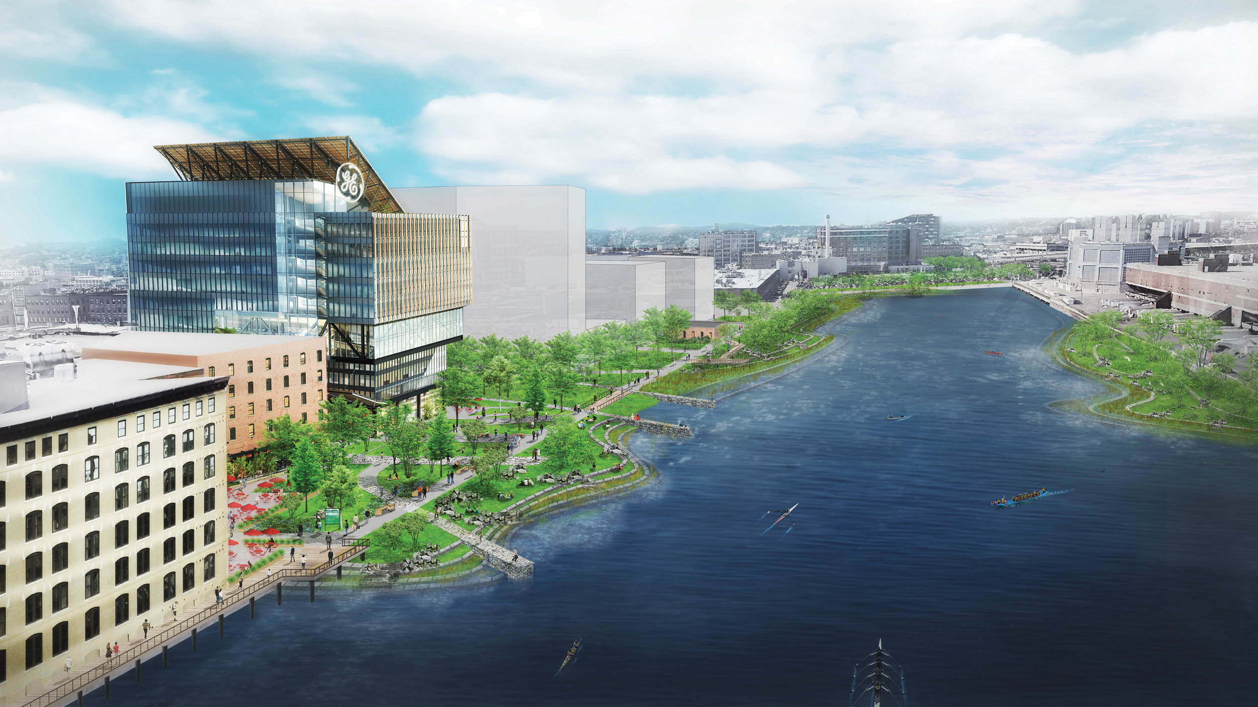 Climate Ready South Boston Coastal Resilience Solutions for the Fort Point Channel (Halvorson Design)