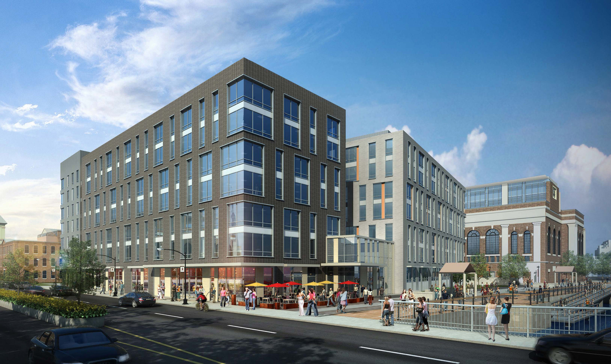 An Exciting P3 Development in Downtown Providence