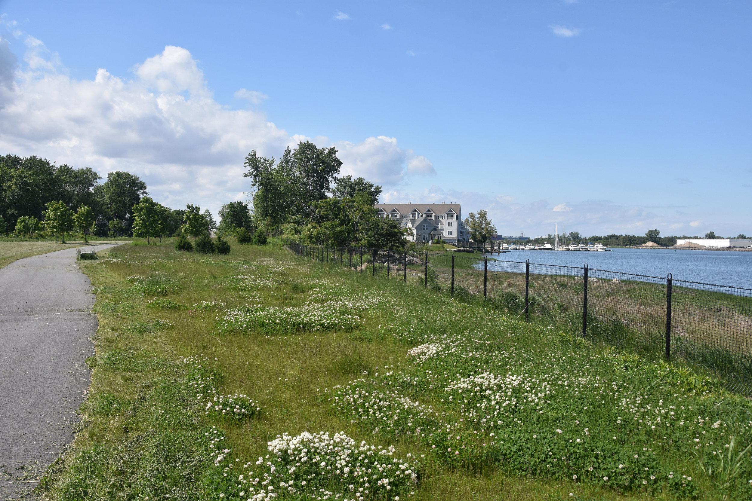 Senator Joseph Finnegan Park at Port Norfolk | Dorchester, Massachusetts