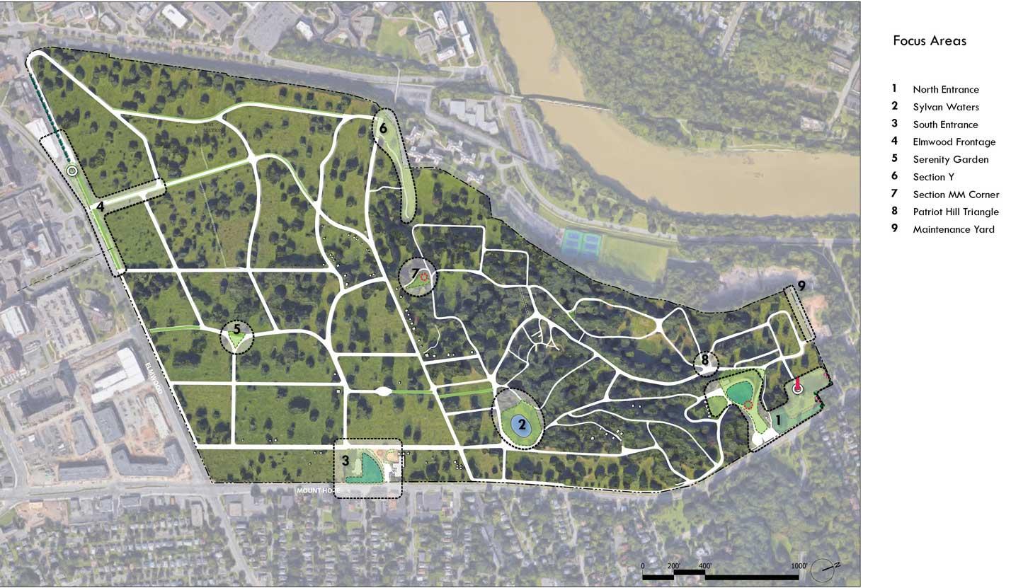 Mount Hope Cemetery Master Plan