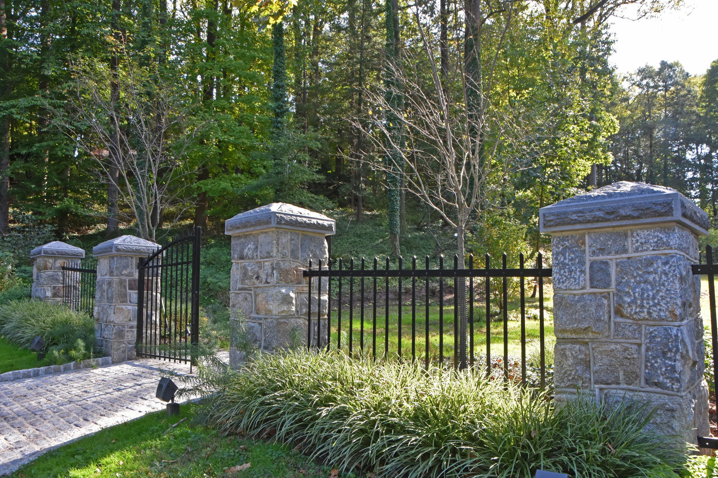 """""""The Laurels"""" Pet Cemetery (Photo by Jo Oltman, Halvorson Design)"""