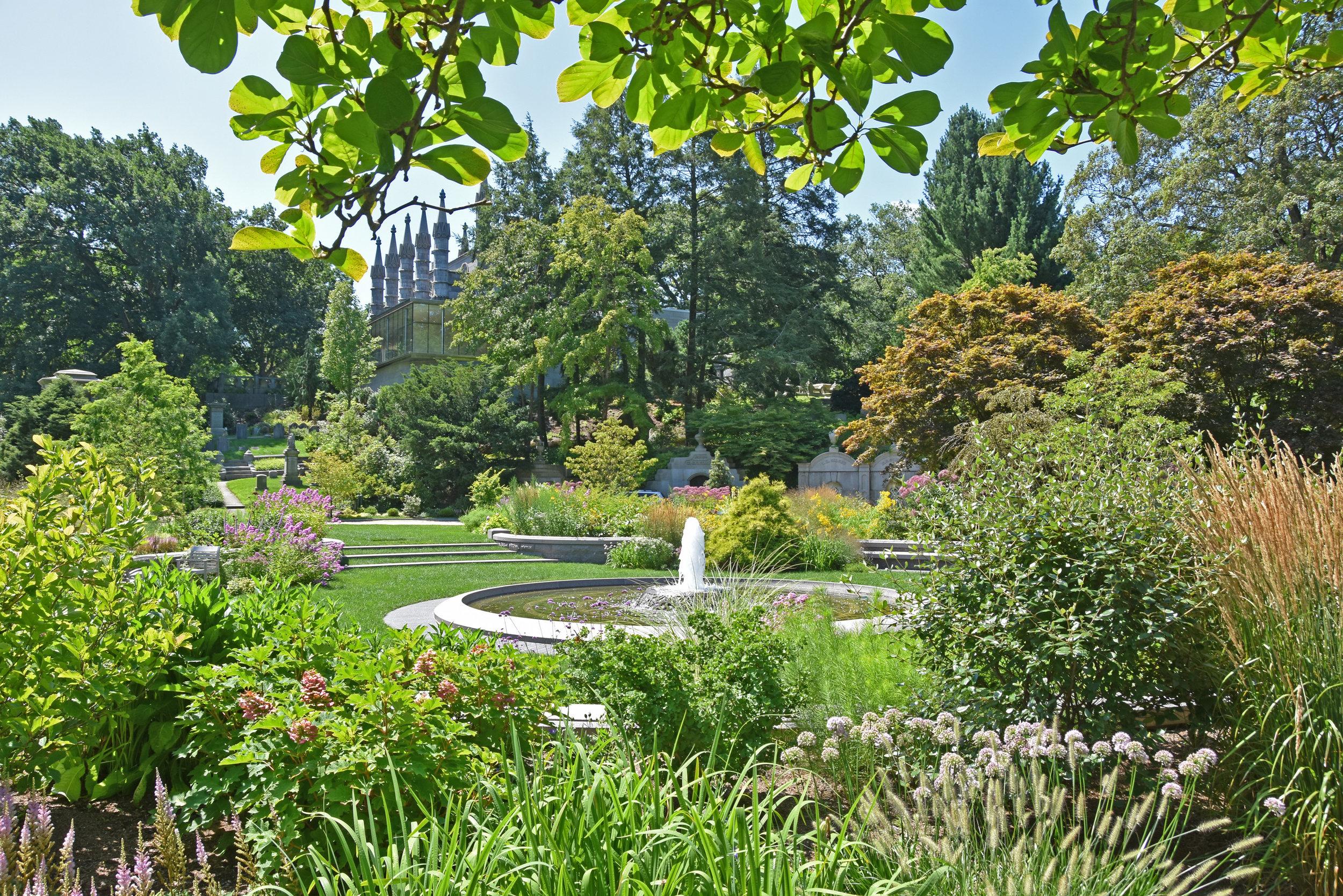 Landscape Planning for Cemeteries