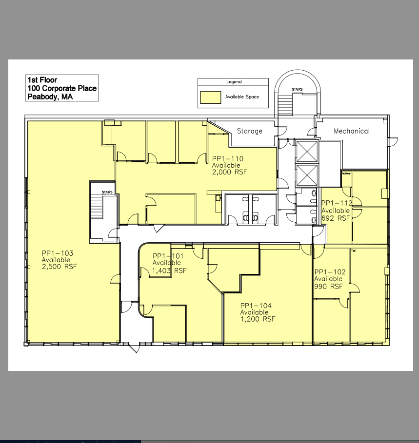 1st floor plan 100 corporate place.png
