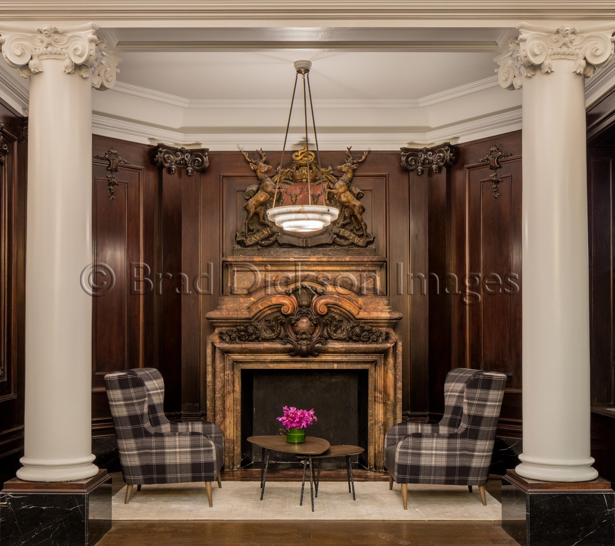 Chatsworth lobby 5