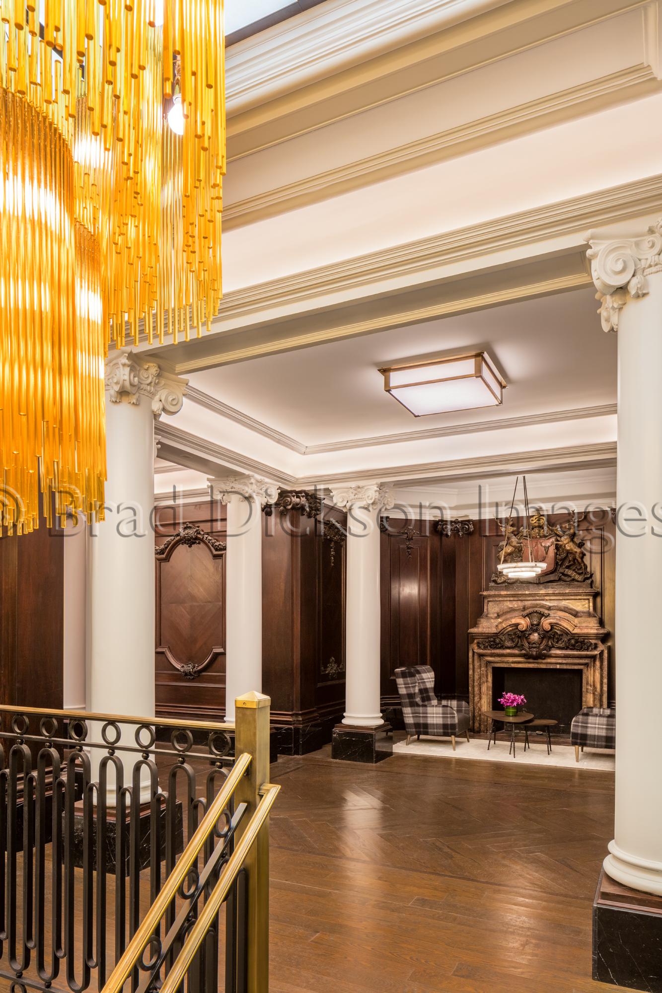 Chatsworth lobby 6