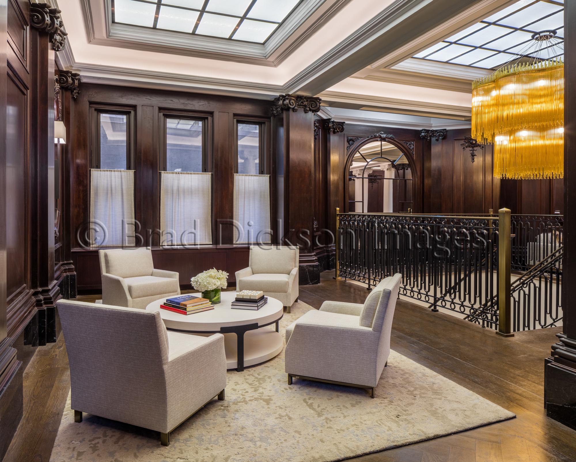 Chatsworth lobby 7