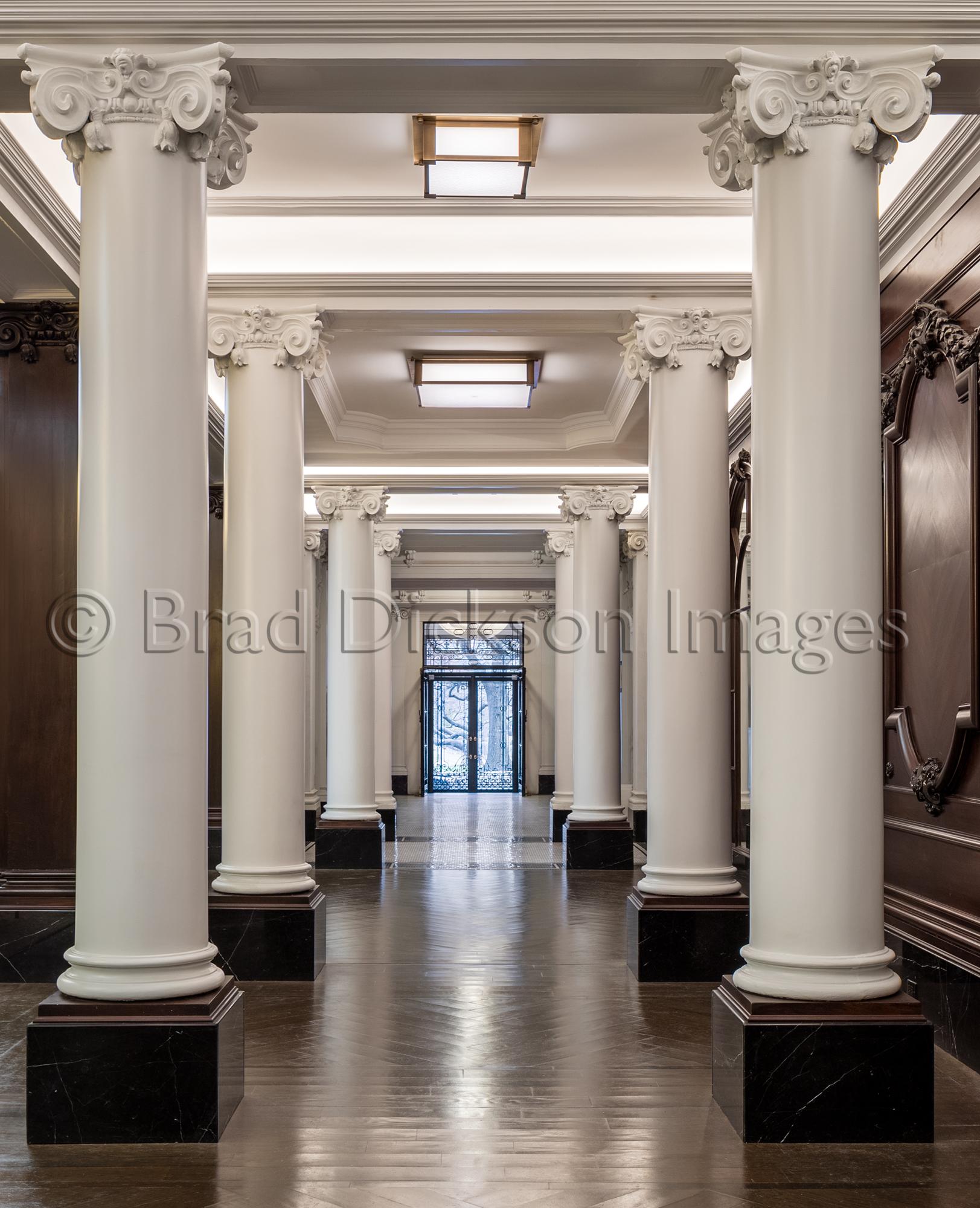 Chatsworth lobby 1