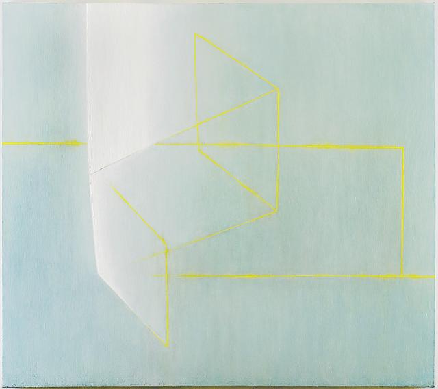 White Light, 2004 (Oil on linen, 65x74in)