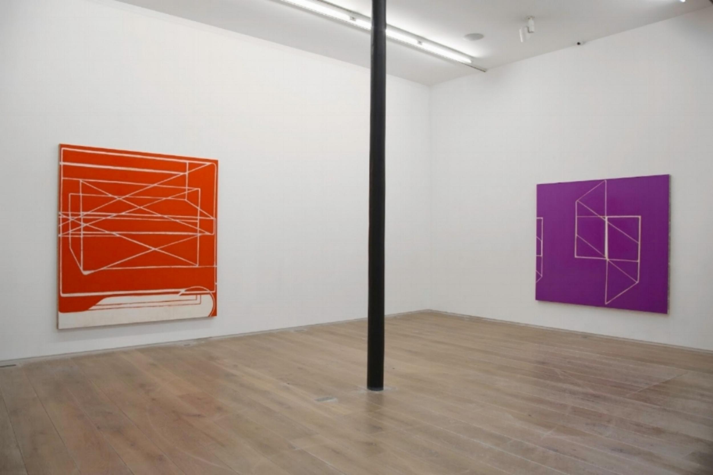 Galerie Eric Dupont, Paris: Solo show, 2016