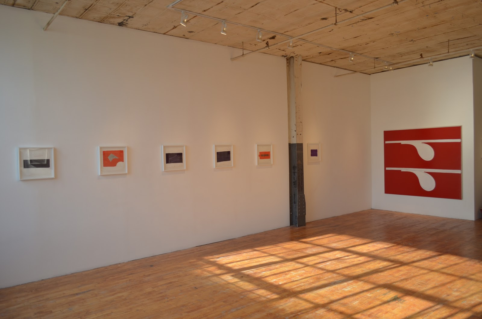 Studio 10, NY: 18 drawings and 1 painting, 2013