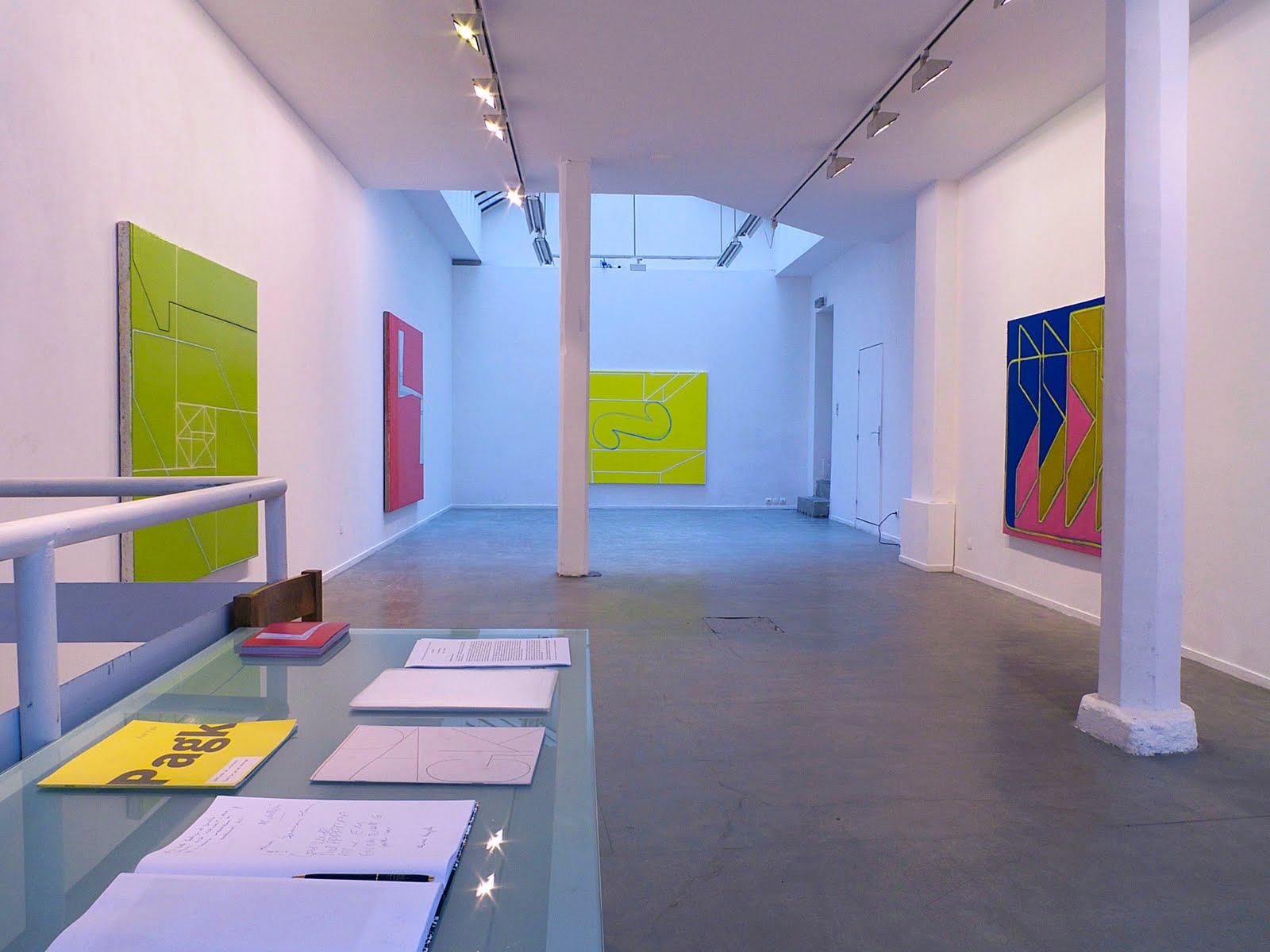 Galerie Eric Dupont, Paris: Solo show, 2010