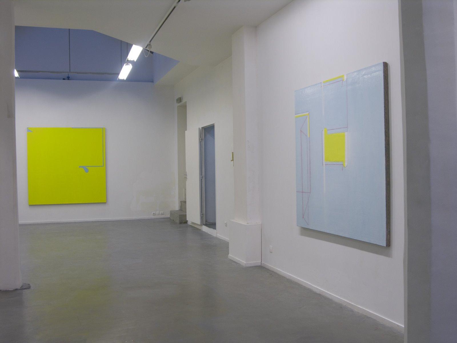 Galerie Eric Dupont, Paris: Solo show, 2007