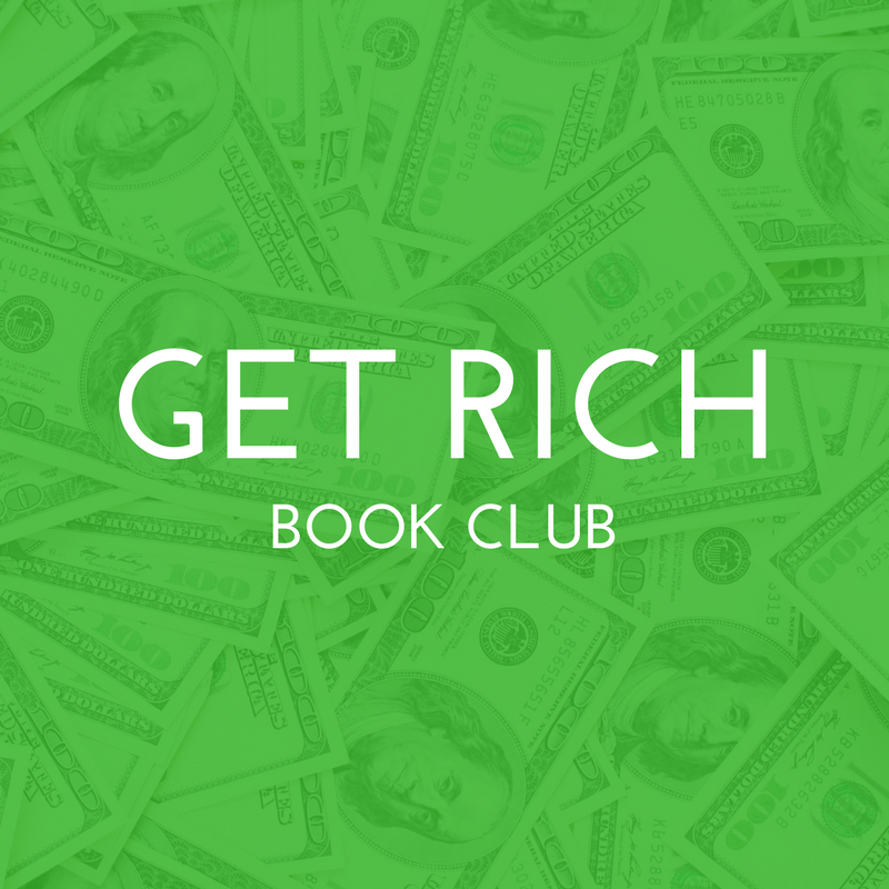 GET RICH BOOK CLUB